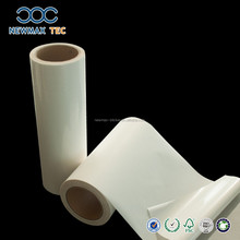 Self Adhesive Clear PP Plastic Lable Sticker Film