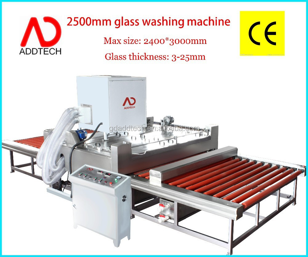Dry cleaning machine with price for glass