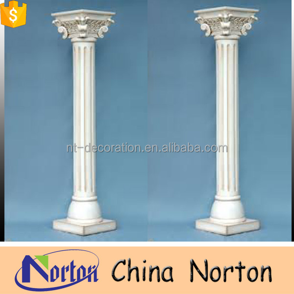 construction ornaments marble flower columns pedestals NTMF-C025Y