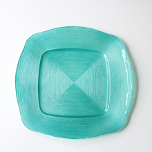 Hot Sales Cheap Dish and Dinner Wholesale Square Clear Charger <strong>Plates</strong>