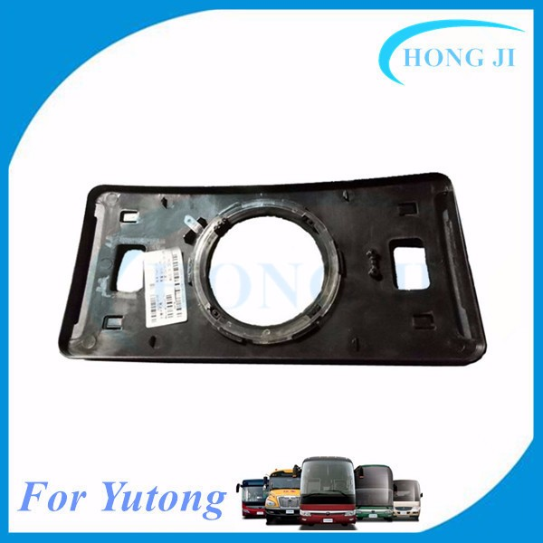 China bus main mirror plate oem international truck mirror parts