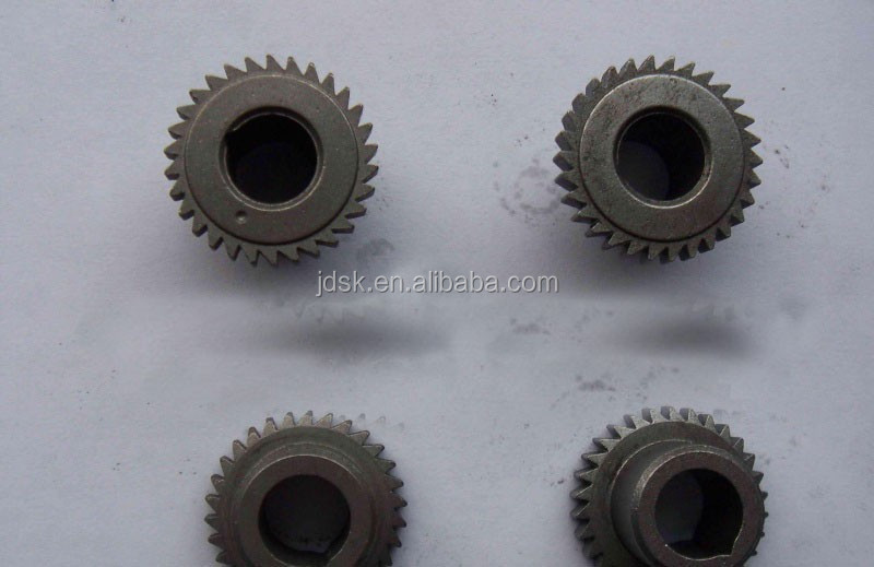 custom transmission gear and brake ratchet