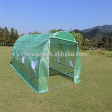 Normal mint growing double layer film greenhouse