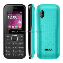 Hot Sale 1.8 Inch Dual SIM Card BLU ARIA II T179 Low Price China Mobile Phone Original