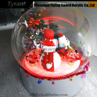 clear plastic ball christmas ornaments clear acrylic ball ornament100 wholesale clear glass christmas ball ornaments with LED