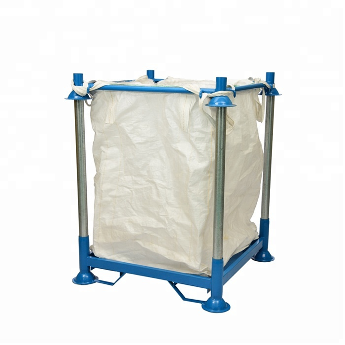 Low price heavy duty detachable movable hot dip warehouse stacking assembled metal steel post pallets <strong>rack</strong> with bag