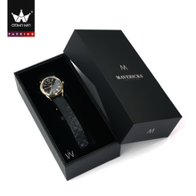 Cardboard watch strap box luxury retail men watch storage gift box