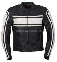 2014 Mens new fashion Motorcycle,motorbike racing Jacket with genuine synthetic leather, wholesale Leather Jacket