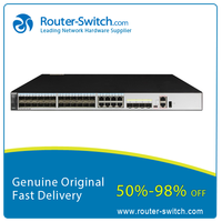 Huawei Quidway S5700 Series Switch 24 port Gigabit Ethernet 4 port SFP+ Layer 3 Network Switch S5720-32C-HI-24S-AC