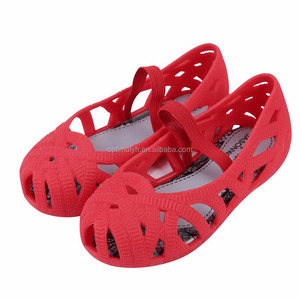 China wholesale melissa kids shoes birdnest kids soft wear shoes