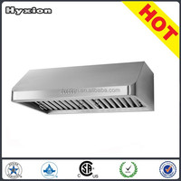 Hyxion Stainless Steel 900 CFM Built-In Range Hood, 30-Inch