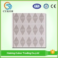 Best seller Tiled pattern integrated PVC laminated ceiling board
