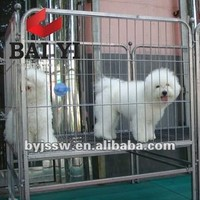 Galvanized wire breeding cages for dog dogdurable and beautiful