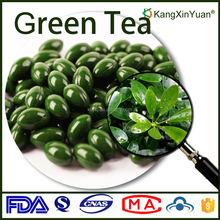 Herbal Supplement Weight Loss Green Tea Extract Soft Capsule