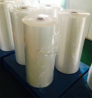 PE film low density polyethylene film factory directly hot sell heat seal one side corona virgin plastic airfree hot film