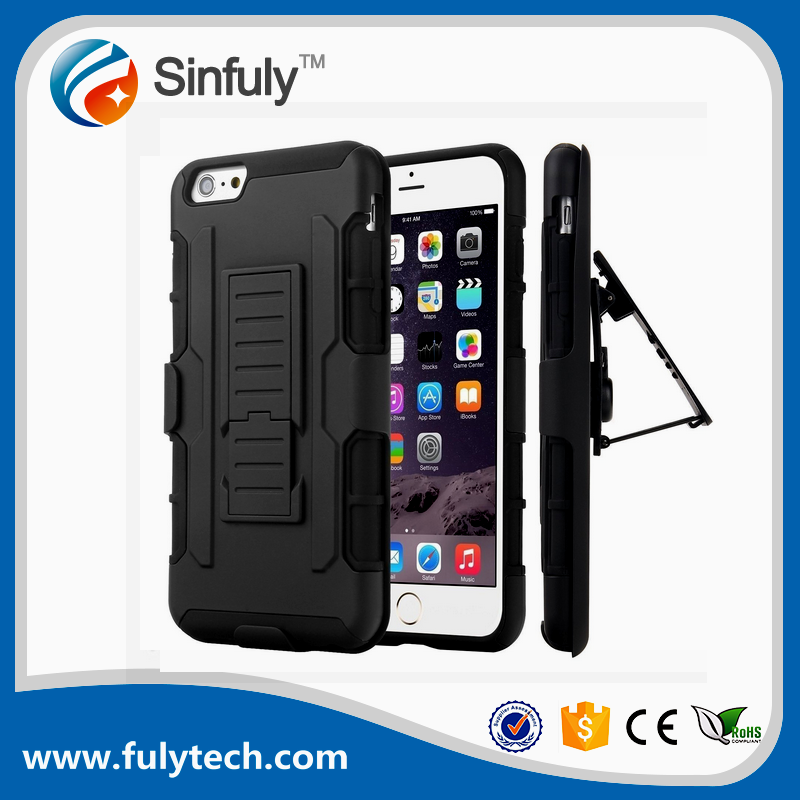 Factory Direct Supply Cell Phone Covers For iphone 7 7 plus 6 6s 5 5s Future Military Armor Case