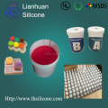 Food grade silicone Rubber Rtv 5018 candy