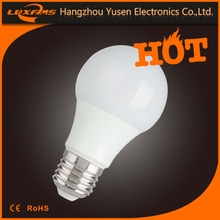 Best selling led lamp bulb 12 watt A65 E27/B22 base CE & Rohs