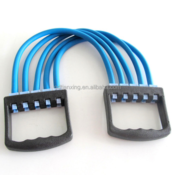 Custom Thera-bands Trainer Natural Latex Resistance Tube