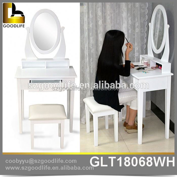 dressing table with mirror Hotel Furniture children container homes