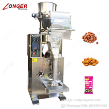 Hot Sale Vertical Dry Fruit Sunflower Seeds Almond Pistachio Packaging Machine Automatic Chin Chin Packing Machine