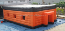 2015 large inflatable cube tent