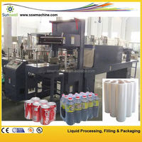 small shrink wrapping machine/small packaging machine