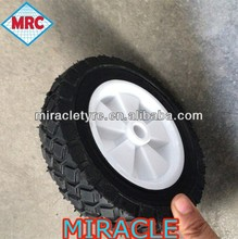 solid rubber wheel and tyre 6x1.5