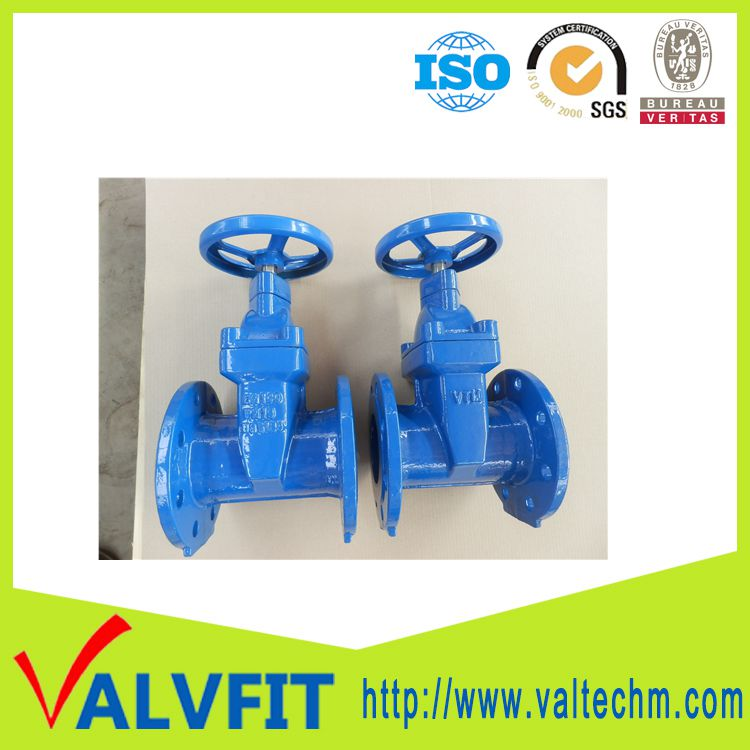HOT SALE CHINA water treatment BS5163 ductile iron gate valve PN16