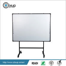 Portable interactive green smart white board for classrooms