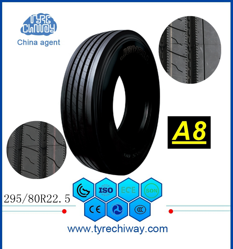 Top 10 tyre brands in China 295/80R22.5 Reliable All Steel All weater Truck tyres