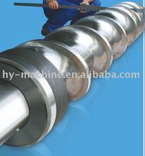 extruder single screw and barrel/screw and cylinder for rubber products/Silicon rubber