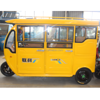 electric tricycle for passenger/passenger tricycle with cabin/trike passenger tricycle taxi for sale