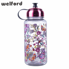 Wide Mouth Eco BPA Free Sport Water Bottle 1000ml