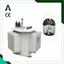 advanced technology three-phase oil-immersed power transformer