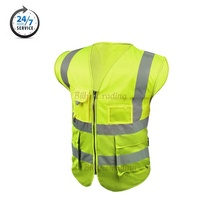 Best seller reflective <strong>safety</strong> vest in ready stock