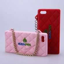silicone cell phone accessory for phone case