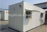 convenient and comfortable container house