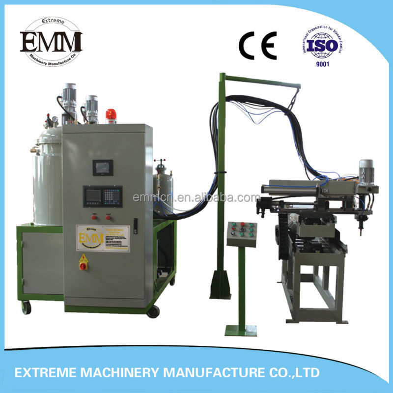 EMM085-2 polyurethane foam production line