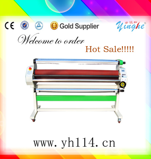 guangzhou yinghe best and large discount china industrial roll laminator