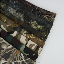 army uniform cloth woven cotton twill fabric forest camouflage printed military fabric