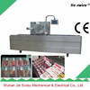 automatic continuous tray sealing vacuum packaging machine