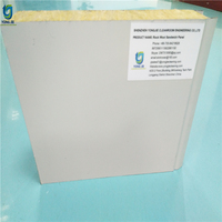 Rock Wool Sandwich Panel For Cleanroom