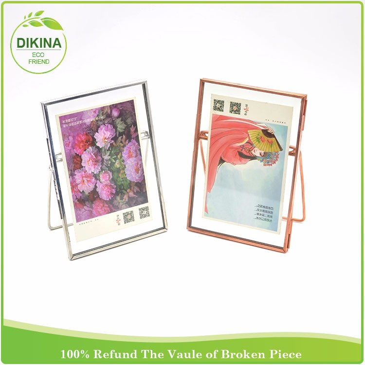Put your picture in a beautiful waterproof brass jewelry display box black gold>>hot sexy girl glass picture frame manufacturer