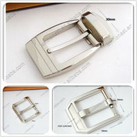 30mm fashion men`s metal belt buckle