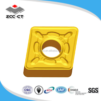 Zhuzhou cemented carbide cutting tools C type turning inserts for steel