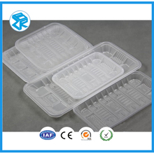 Top quality best sell tray packing, Clear Material Plastic Fruit Packing PET Punnet