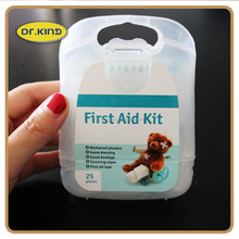 Portable Emergency EVA Plastic first aid kit bag