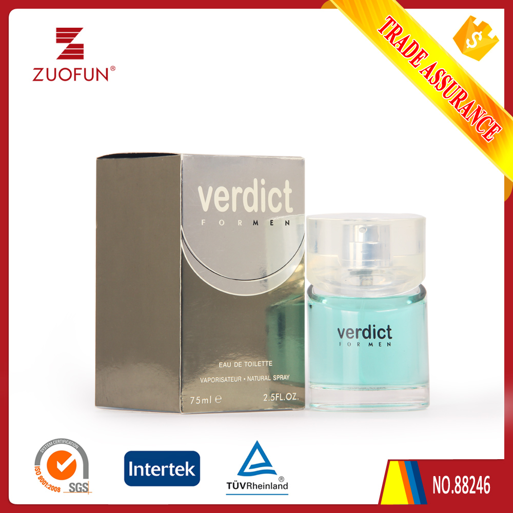 Good Quality Perfume Compound Spicy Scent Men Perfume