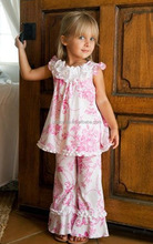 Wholesale Baby Clothes Long Frocks For Teenagers Pictures Of Latest Growns Designs Summer Children Clothing Set
